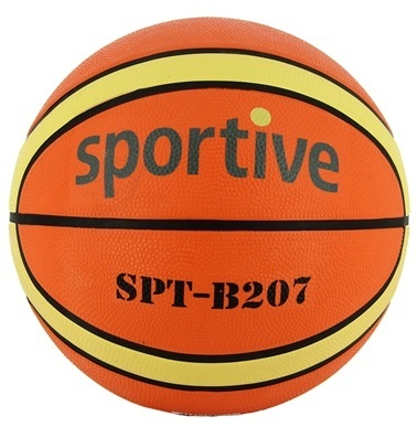 Sportive Sportive SPTB207 Renkli Mini Basketbol Topu Renkli